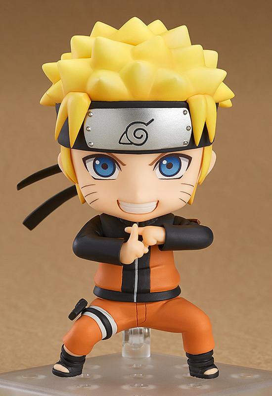 Naruto Shippuden: Naruto Uzumaki (Nendoroid)