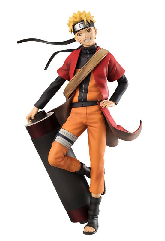 Naruto Shippuden: Naruto Uzumaki Sennin Mode (Complete Figure)