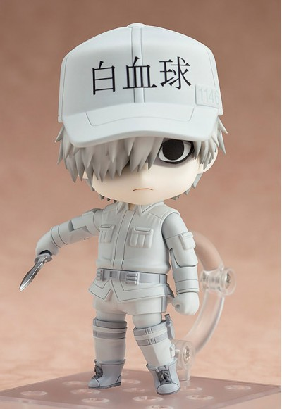 Cells at Work! White Blood Cell (Nendoroid)