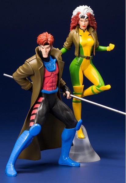 Marvel: Gambit & Rogue (Complete Figure)