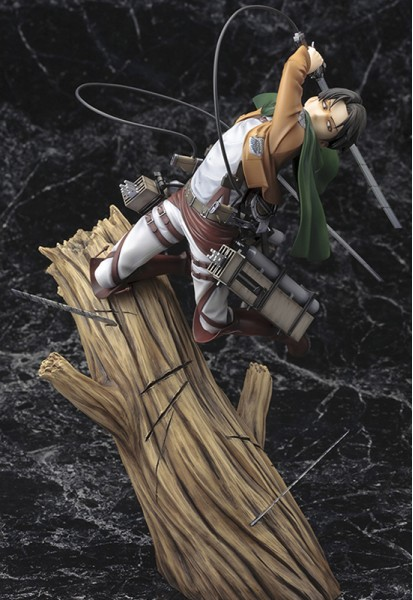 Attack on Titan: Levi (Complete Figure)