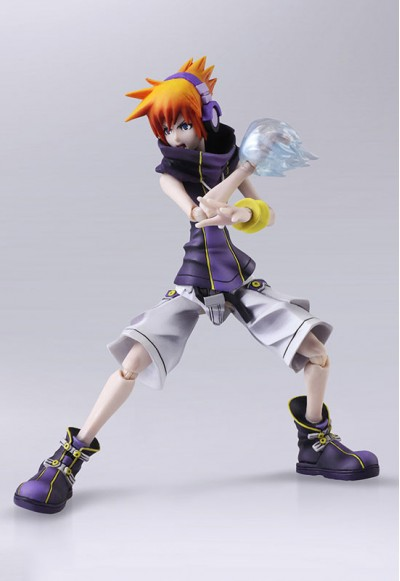 The World Ends with You: Neku Sakuraba (Action Figure)
