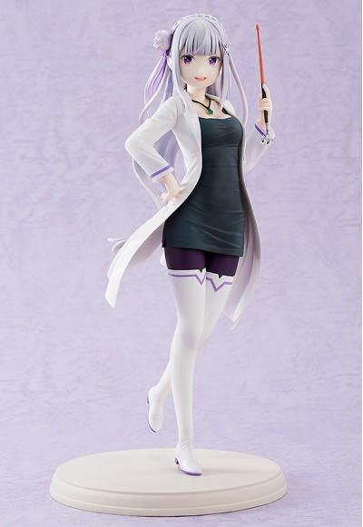 Re: ZERO - Starting Life In Another World: Emilia High School Teacher Ver. (Complete Figure)