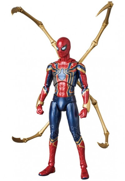 Marvel: Iron Spider (Action Figure)