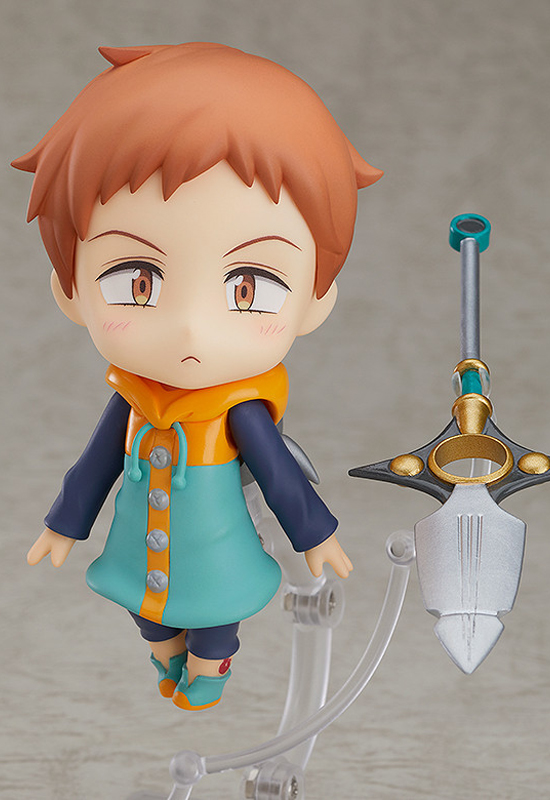 The Seven Deadly Sins: King (Nendoroid)