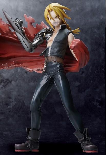 Fullmetal Alchemist: Brotherhood: Edward Elric (Complete Figure)