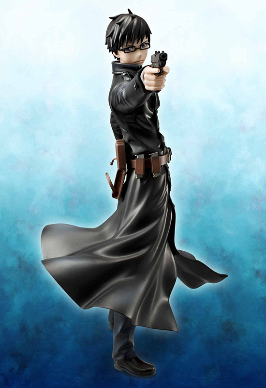 Ao no Exorcist: Yukio Okumura (Complete Figure)