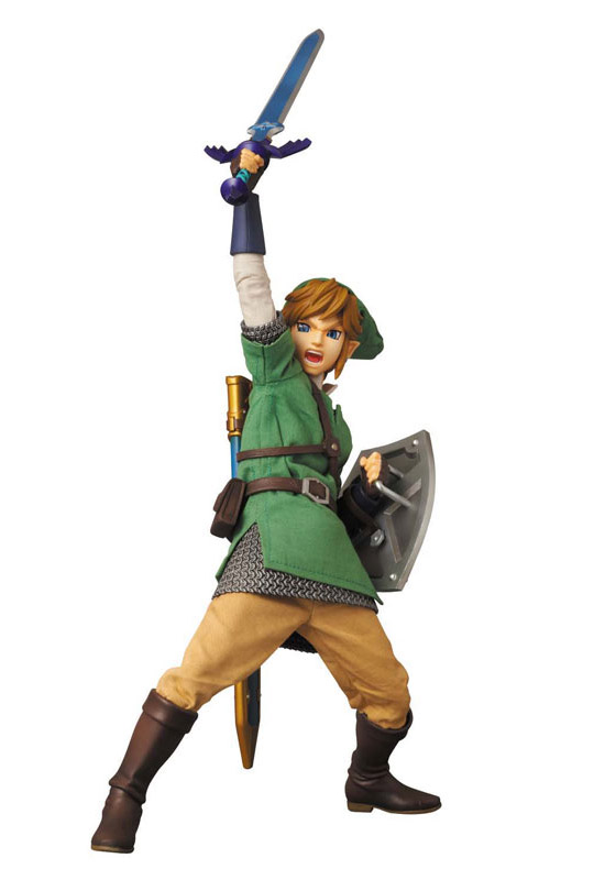 The Legend of Zelda Skyward Sword: Link (Action Figure)