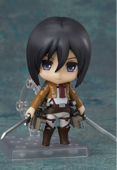 Attack on Titan: Mikasa Ackerman (Nendoroid)