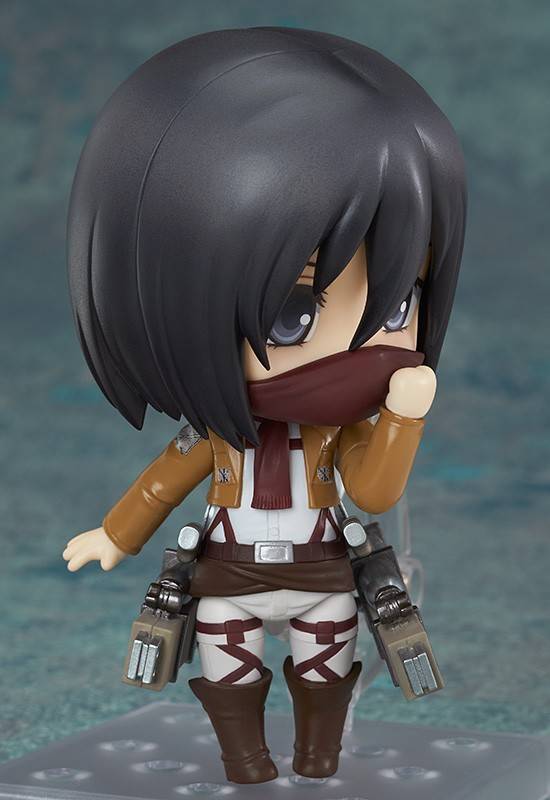 Attack on Titan: Mikasa Ackerman (Nendoroid)
