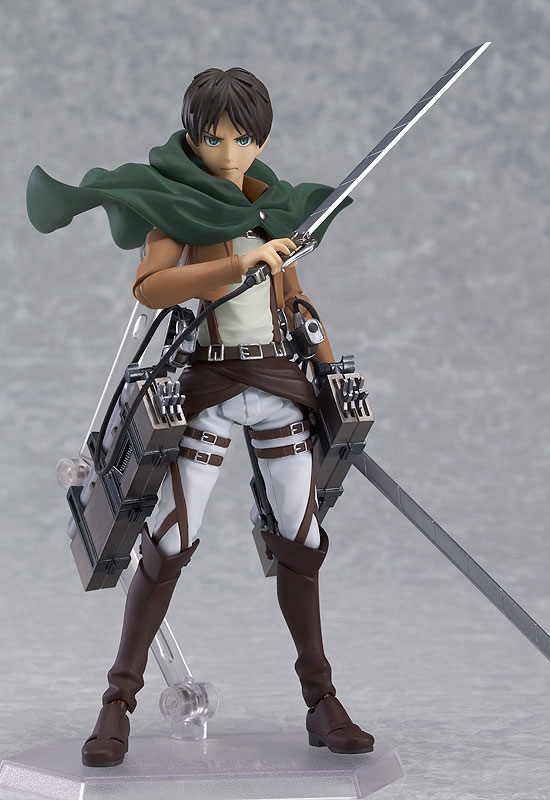 Attack on Titan: Eren Yeager (Figma)