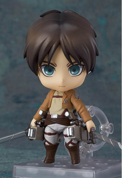 Attack on Titan: Eren Yeager (Nendoroid)