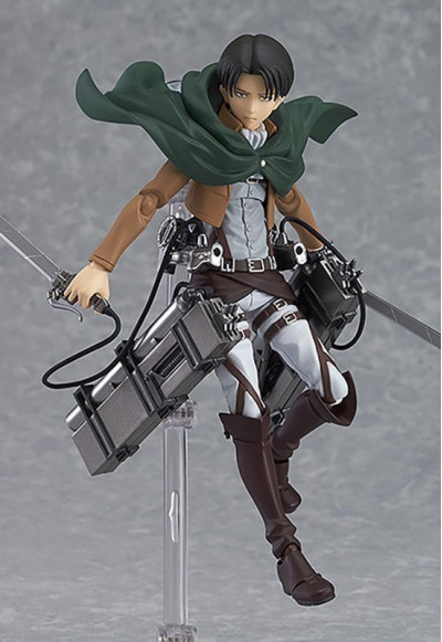 Attack on Titan: Levi (Figma)