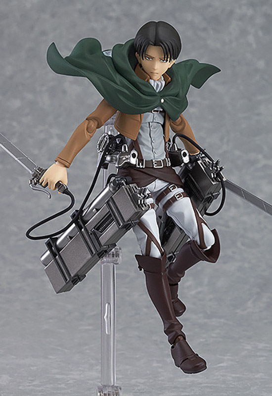 Attack on Titan: Levi (Figma #213)