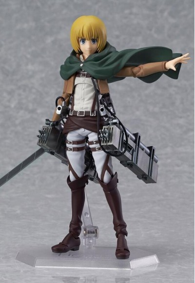 Attack on Titan: Armin Arlert (Figma)