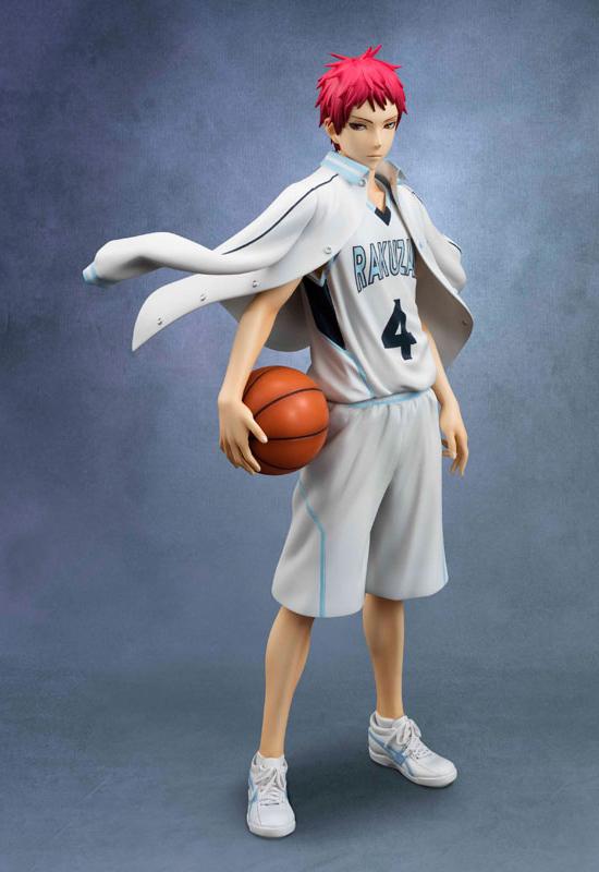 Kuroko no Basket: Seijuro Akashi (Complete Figure)