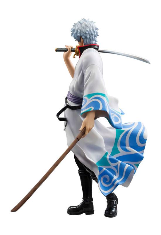 Gintama: Gintoki Sakata Benizakura Ver. (Complete Figure)