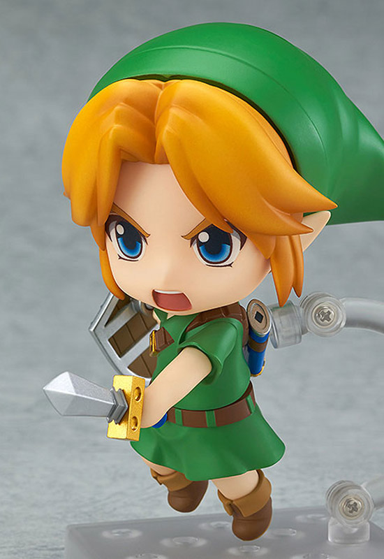 The Legend of Zelda: Link Majora's Mask 3D Ver. (Nendoroid)