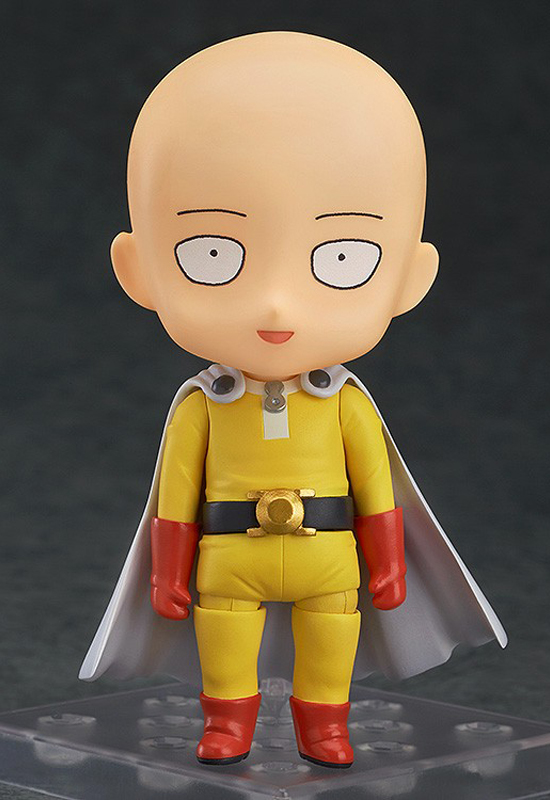 One-Punch Man: Saitama (Nendoroid)