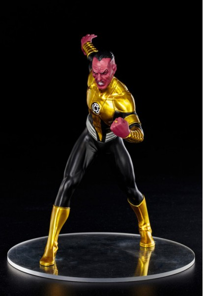 DC Comics: Sinestro NEW52 (Complete Figure)