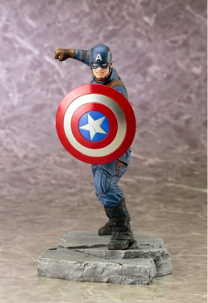 Marvel: Captain America Civil War Ver. (Complete Figure)
