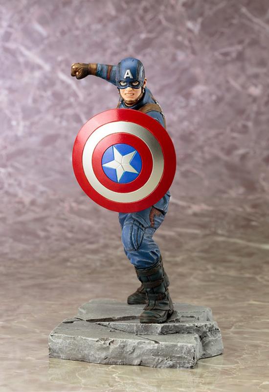 Marvel: Captain America Civil War Ver. (Complete Figure)