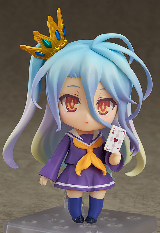 No Game No Life: Shiro (Nendoroid)