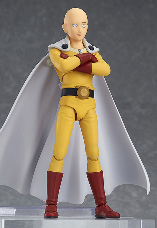 One-Punch Man: Saitama (Figma)