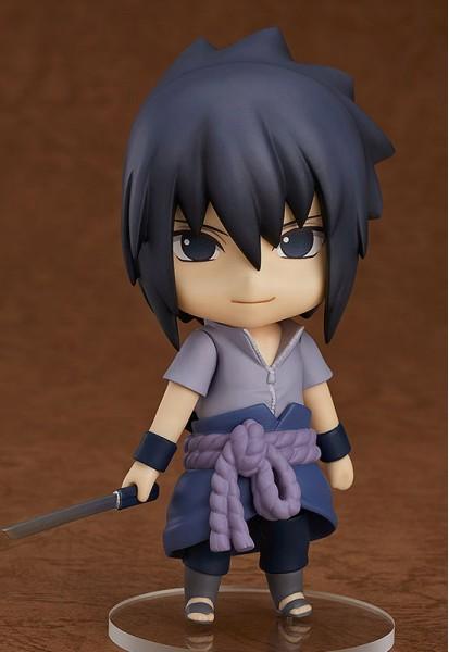 Naruto Shippuden: Sasuke Uchiha (Nendoroid)