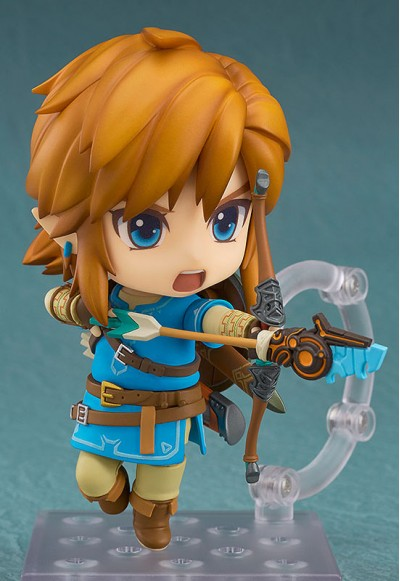 The Legend Of Zelda: Link Breath Of The Wild Ver. (Nendoroid)