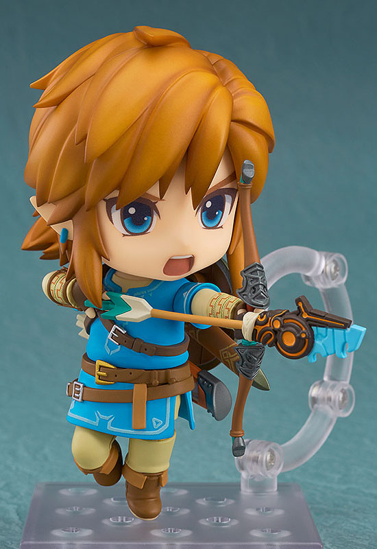 The Legend Of Zelda: Link Breath Of The Wild Ver. (Nendoroid)