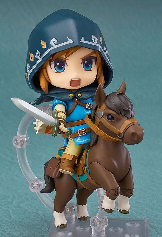 The Legend Of Zelda: Link Breath Of The Wild Ver. DX Edition (Nendoroid)