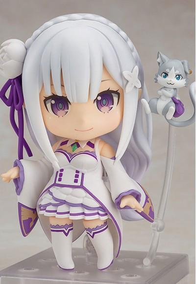 Re: ZERO - Starting Life In Another World: Emilia (Nendoroid)