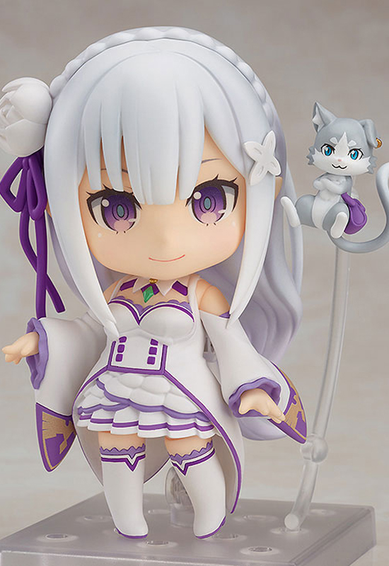 Re: ZERO - Starting Life In Another World: Emilia (Nendoroid)
