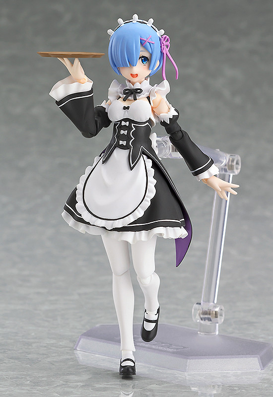 Re: ZERO - Starting Life In Another World: Rem (Figma)
