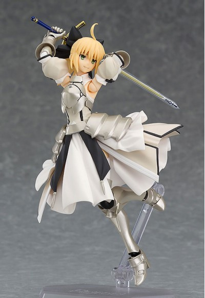 Fate/Grand Order: Saber/Altria Pendragon [Lily] (Figma)
