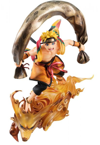 Naruto Shippuden: Naruto Uzumaki Fuujin (Complete Figure)