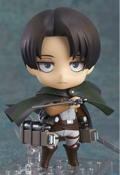 Attack on Titan: Levi (Nendoroid)