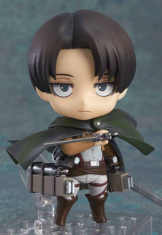 Attack on Titan: Levi (Nendoroid #390)