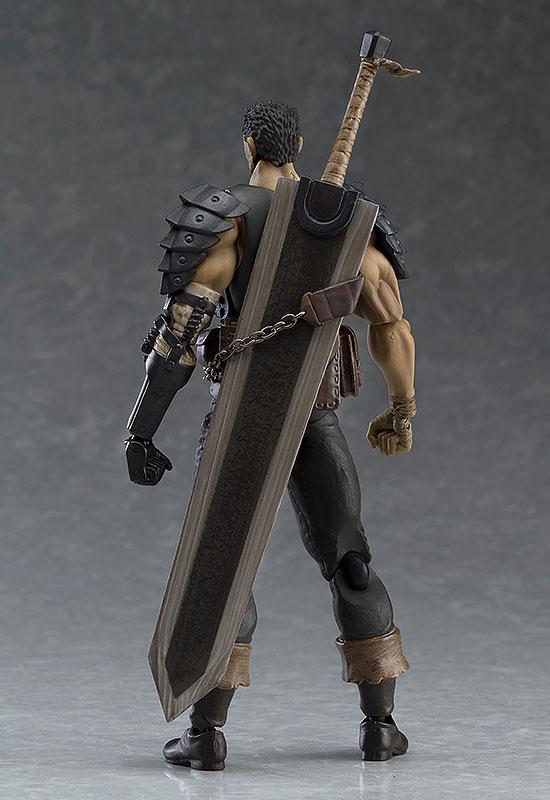 Berserk: Guts Black Swordsman Ver. (Figma)