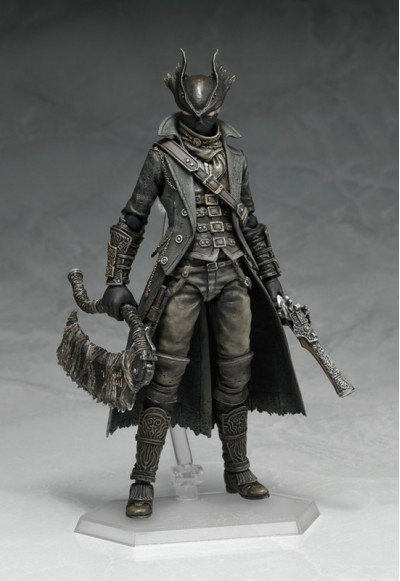 Bloodborne: Hunter (Figma)