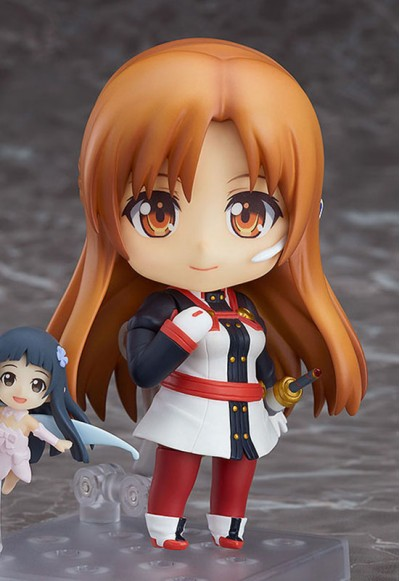 Sword Art Online The Movie: Ordinal Scale: Asuna Ordinal Scale Ver. & Yui (Nendoroid)