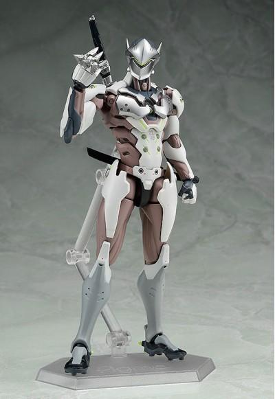 Overwatch: Genji (Figma)