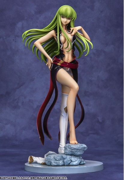 Code Geass: Lelouch Of The Rebellion R2: C.C (Complete Figure)