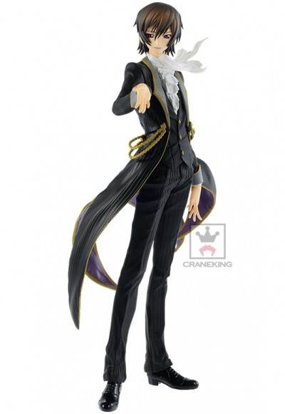 Code Geass: Lelouch Of The Rebellion R2: Lelouch Lamperouge (Game Prize)
