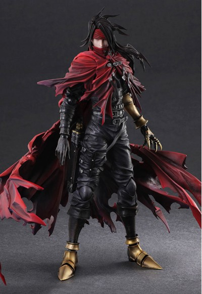 Final Fantasy VII: Vincent Valentine (Action Figure)