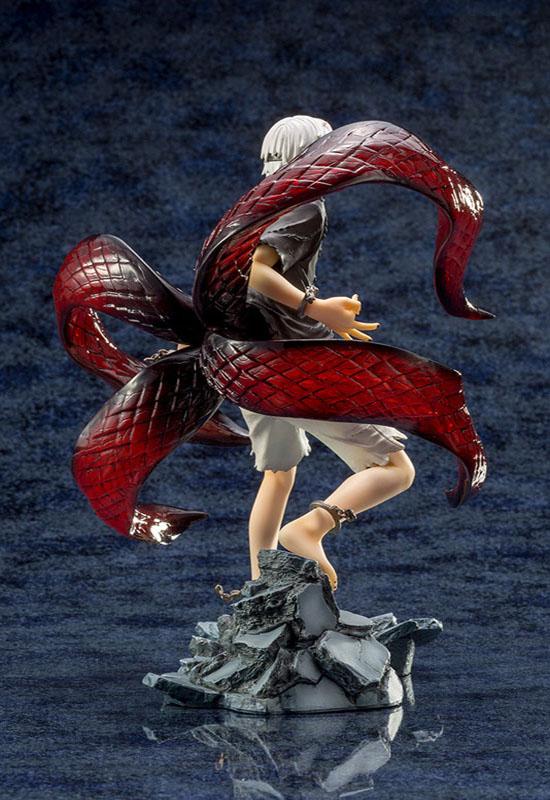Tokyo Ghoul: Ken Kaneki Awakened Repaint Ver. (Complete Figure)