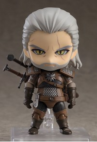 The Witcher 3 Wild Hunt: Geralt (Nendoroid)
