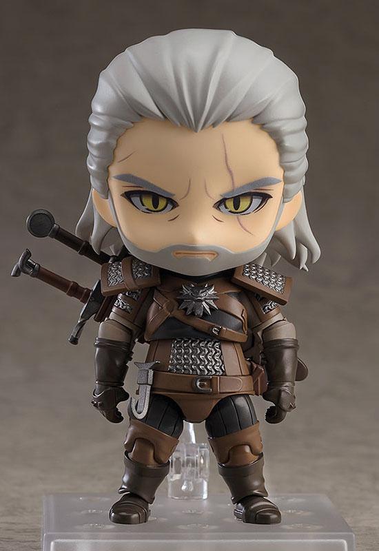 The Witcher 3 Wild Hunt: Geralt (Nendoroid)