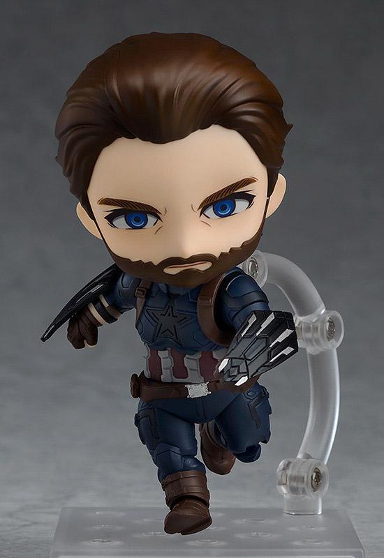 Avengers: Captain America Infinity Edition (Nendoroid)